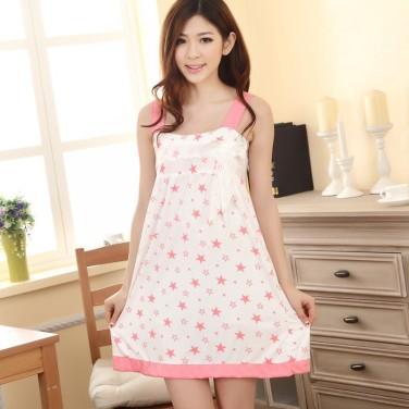 Nightie-FOR-Women-Cute-Bow-Sleep-Dress-Sexy-Night-Gown-Womens-Nightgowns-Sleeveless-Sleepwear-Women-s-2